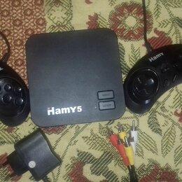 Игровые приставки - Игровая приставка hamy 5 505-in-1, 0