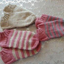 Перчатки и варежки -  носочки и варежки спицами 200 руб, 0