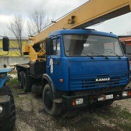 Спецтехника и навесное оборудование - Камаз 53215 КРАН 16 тонн, 0