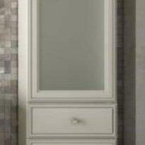 Шкафы, стенки, гарнитуры - Пенал OPADIRIS Санрайз, цв. 1013, правый, 0