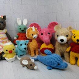 Мягкие игрушки - Оригинальные игрушки ручной работы (новые), 0