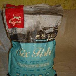 Корма  - Корм для собак orijen six fish 6 кг, 0