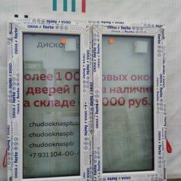 Окна - Окно, ПВХ Forte 70мм, 1320(В)х1270(Ш) мм, 0