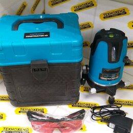Измерительные инструменты и приборы - Лазерный уровень instrumax Constructor 4D (id72567, 0