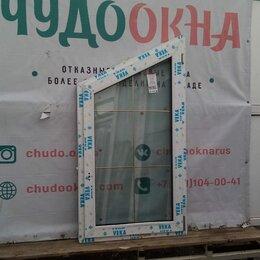 Окна - Окно, ПВХ Veka 58мм, 1500(В)х800(Ш) мм, поворотно-откидное, одностворчатое, 0