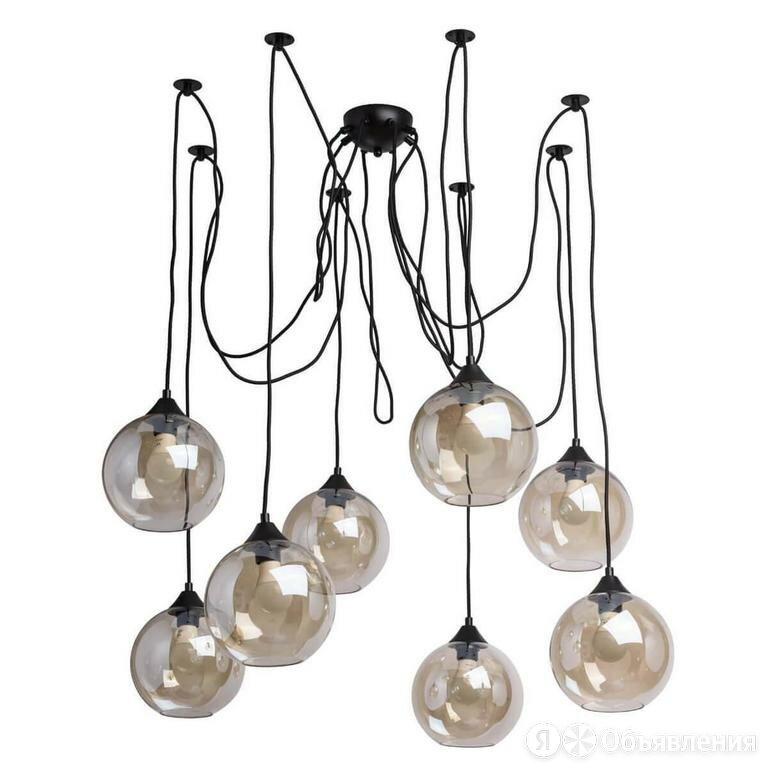 Подвесная люстра MW-Light Фьюжен 392016208 по цене 39040₽ - Люстры и потолочные светильники, фото 0