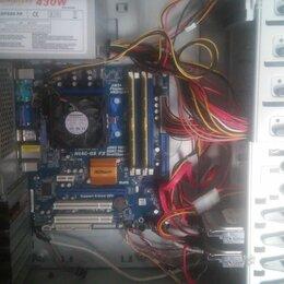 Настольные компьютеры - системный блок монитор клавиатура мышка, 0
