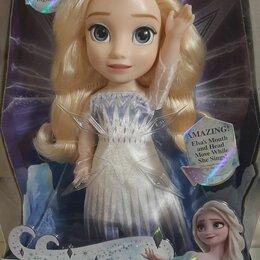 Куклы и пупсы - Elsa поет по-настоящему frozen 2 кукла, 0