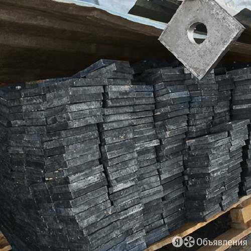 Составные анкерные плиты 09Г2С ГОСТ 24379.1-80 по цене 126900₽ - Металлопрокат, фото 0