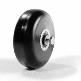 Лыжероллеры и ботинки - Ролик коньковый каучук 80 х 30 мм, 0