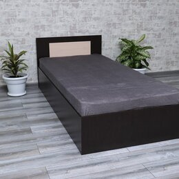Кровати - Кровать с матрасом 90х200, 0