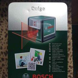 Измерительные инструменты и приборы - Лазерный уровень BOSCH Quigo, 0