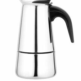 Прочее оборудование - Кофеварка гейзерная 0,4л IRH-455, 0
