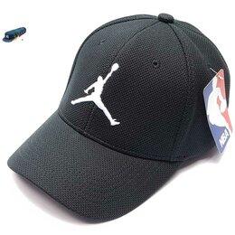 Головные уборы - Бейсболка кепка Jordan flexible (черный), 0
