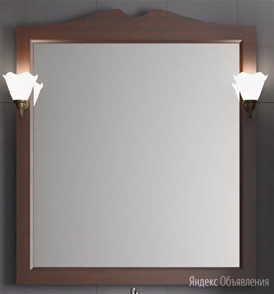 Зеркало КАМА 75,орех антикварный,без светильников по цене 4200₽ - Другое, фото 0