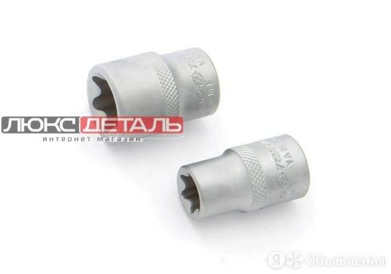 ДЕЛО ТЕХНИКИ 623018 Головка TORX х E18 1/2 200/10  по цене 79₽ - Двигатель и топливная система , фото 0
