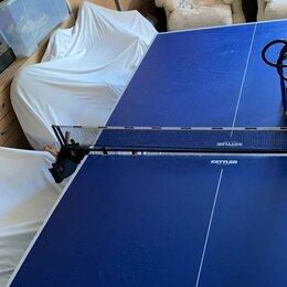 Столы - Теннисный стол Kettler Match 3.0, б/у., 0