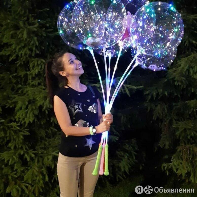 Красивые Светящиеся Бобо Шары  по цене 149₽ - Воздушные шары, фото 0