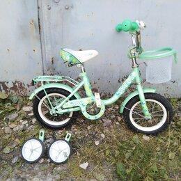 Велосипеды - Велосипед детский, колеса 12 дюймов, 0