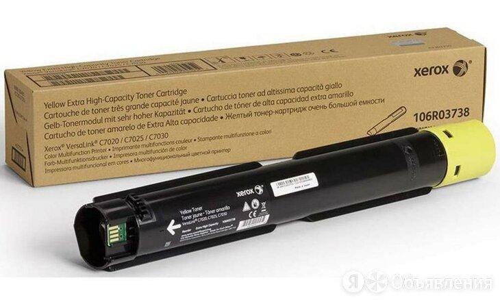 Картридж XEROX 106R03746 по цене 6480₽ - Картриджи, фото 0
