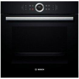 Духовые шкафы - Духовой шкаф Bosch HBG655BB1, 0
