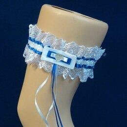Аксессуары - Свадебная подвязка для невесты, 0