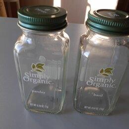 Бутылки - Бутылочки для специй (Петрушка и Базилик), 0
