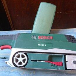 Шлифовальные машины - Шлифмашинка  bosch pbs 75a, 0