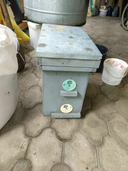 Прочие товары для животных - Нуклеусы на5 и 6 рамок для пчел, 0