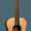 Акустическая тревел-гитара LAG Guitars TRAVEL-RC по цене 33690₽ - Акустические и классические гитары, фото 1