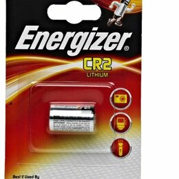 Водонагреватели - Energizer CR2/1BL ТМ, 0