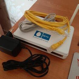 Проводные роутеры и коммутаторы - Роутер D-Link в отл.состоянии + кабели, 0