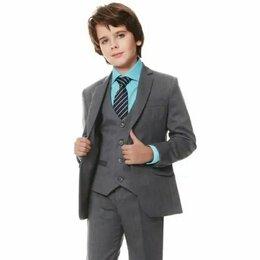 Пиджаки - Пиджак для мальчика р.146, 0