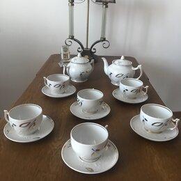 Посуда - Чайный сервиз  ВЕРБИЛКИ ГАРДНЕР, 0