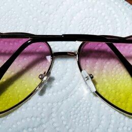 Очки и аксессуары - Солнцезащитные очки с плавным затемнением, 0