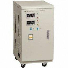 Стабилизаторы напряжения - Стабилизатор напряжения сни 3/380 30ква 3ф iek ivs10-3-30000, 0