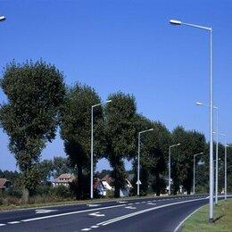 Уличное освещение - Опоры уличного освещения, ЛЭП , 0