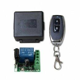 Системы Умный дом - Модуль дистанционного управления на 220v 433 мгц с пультом, 0