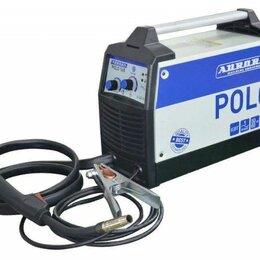 Сварочные аппараты - Синергетический инверторный сварочный полуавтомат Aurora POLO 160, 0