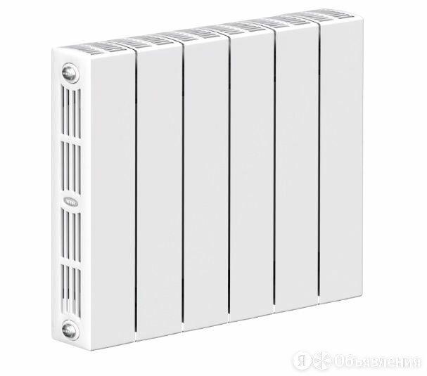 RIFAR Радиатор биметаллический Rifar Supremo 500 10 секционный (202 Вт) по цене 19978₽ - Радиаторы, фото 0