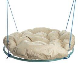 """Качели - Качели """"Гнездо"""" с подушкой d 120 см, 0"""