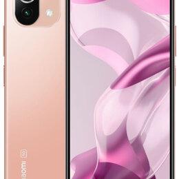 Мобильные телефоны - Новый, оригинальныйXiaomi 11 Lite 5G NE 6\128 Pink Global Version, 0