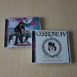 Музыкальные CD и аудиокассеты - Cerrone - 3 + 4 - 2CD - Компакт Диск, 0