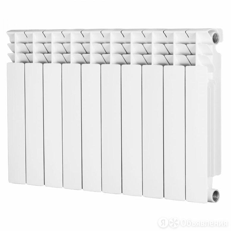Биметаллический радиатор Radena CN-RA CS 500 по цене 9541₽ - Насосы и комплектующие, фото 0