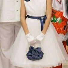 Платья и сарафаны - Платье, перчатки,сумочка,шапка, 0