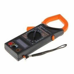 Измерительное оборудование - Клещи токоизмерительные DT-266F, 0