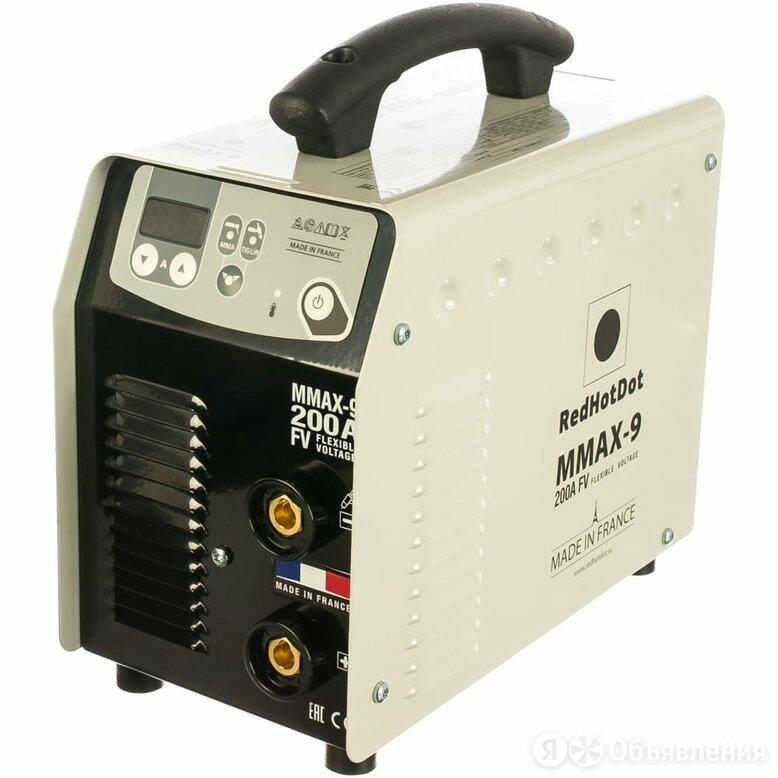 Инверторный аппарат дуговой сварки RedHotDot MMAX-9 по цене 32595₽ - Сварочные аппараты, фото 0