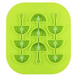 Формы для льда и десертов - Форма силиконовая для льда на палочке Tovolo Лимонные дольки 16х15 см, 0