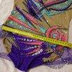 Купальник для художественной гимнастики  до 160см по цене 16000₽ - Художественная гимнастика, фото 3