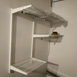 Стеллажи и этажерки - Гардеробная система хранения, 0